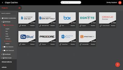 Newmetrix integrations