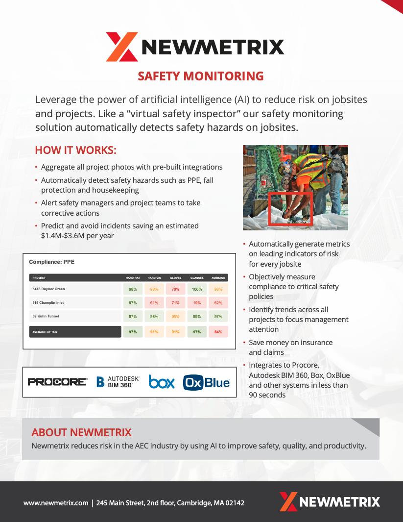 Newmetrix-safety-monitoring-screenshot2